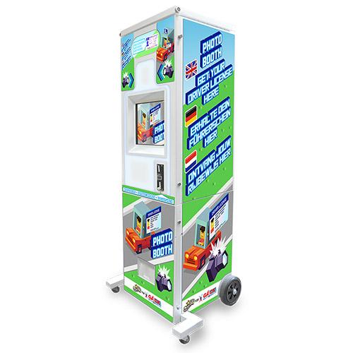 Führererscheinautomat