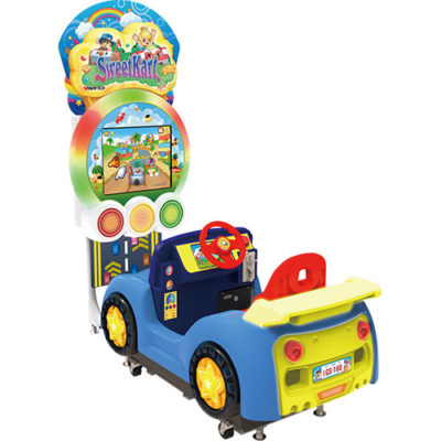 Interaktive Kiddy Rides