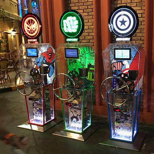 Sonstige Automaten