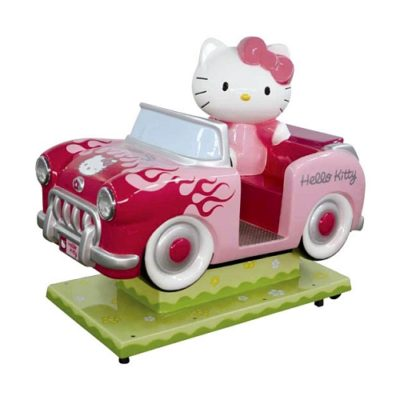 Hello Kitty Kiddy Ride