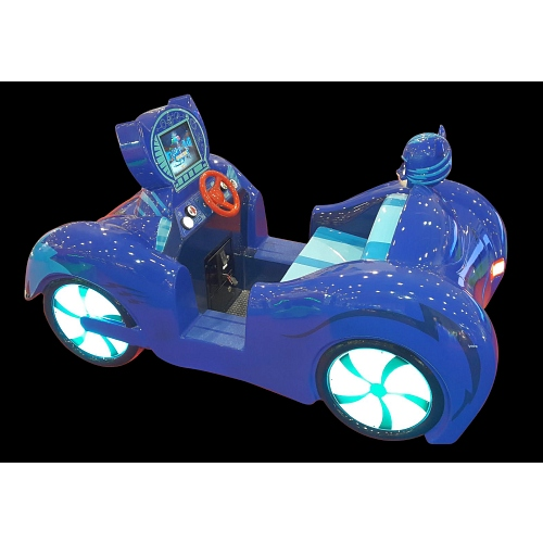 PJ Mask Cat Car Kiddy Rides