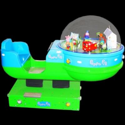 Peppa Pig Auto Kiddy Rides